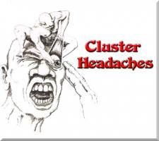 I have lived with a constant headache behind my left eye since June 4, 2010; no doctor can figure out why, so they diagnose it as cluster headaches ... nothing helps