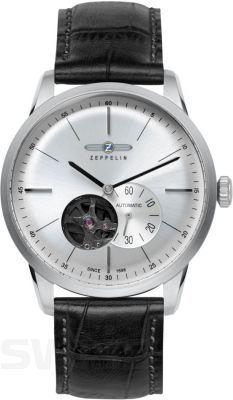 Z tym zegarkiem każda #okazja staje się specjalna. #style #men #silver #black #watch #watches #zegarek #zegarki #Zeppelin #ZeppelinWatch #butikiswiss #butiki #swiss #dlaniego