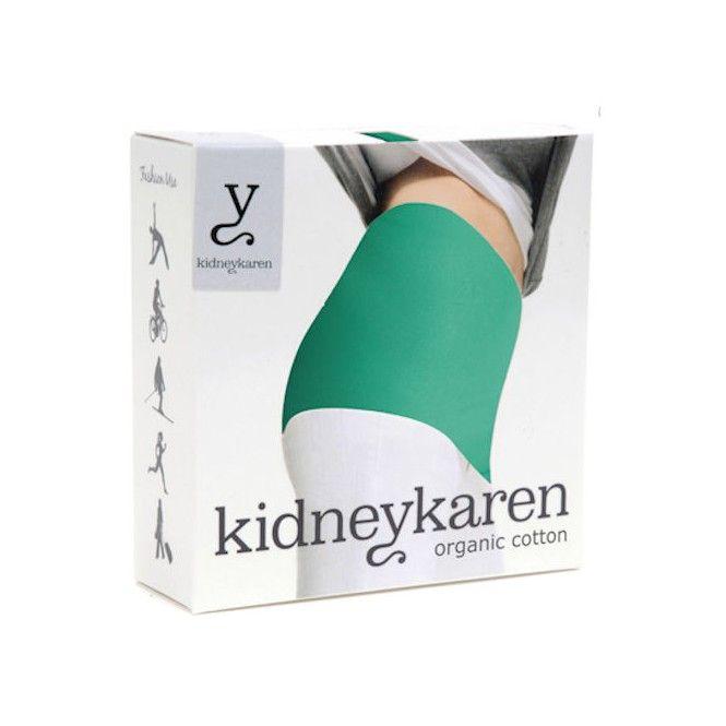 Nierwarmer smaragd - Kidneykaren