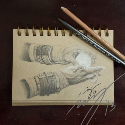 the coolest drawing!