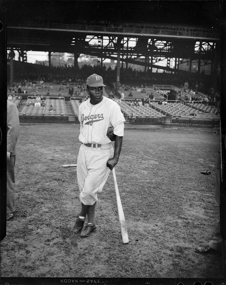 PG Picture Page Jackie Robinson
