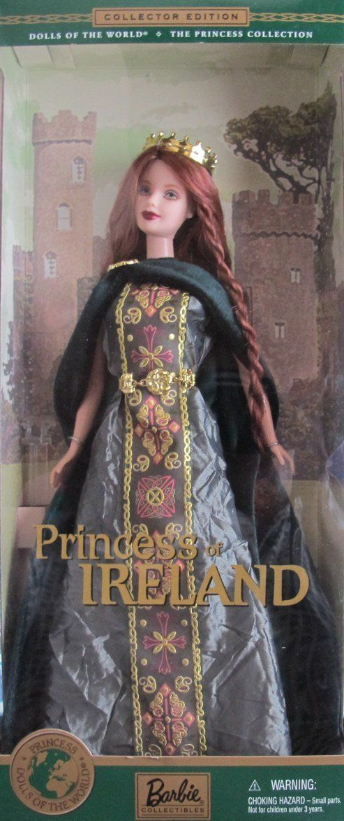 Barbie Dolls Of The World Princess 17 Best images ...