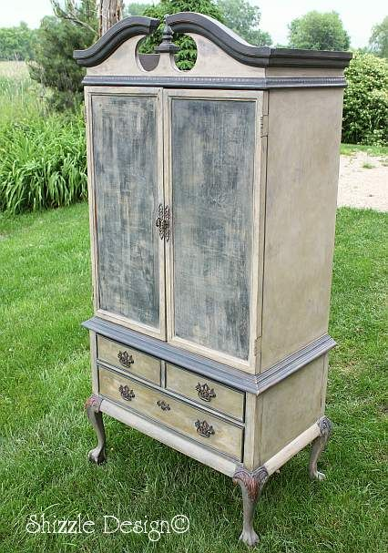 West Michigan ~ Just Into Shizzle Design Within Not So Shabby In Holland ~  Hand Painted