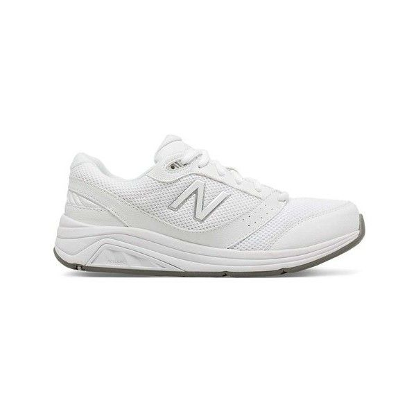 Women's New Balance 928v3 Walking Shoe ($135) ❤ liked on Polyvore featuring shoes, athletic shoes, athletic, walking shoes, lightweight athletic shoes, lightweight walking shoes, new balance shoes, white velcro shoes and new balance athletic shoes