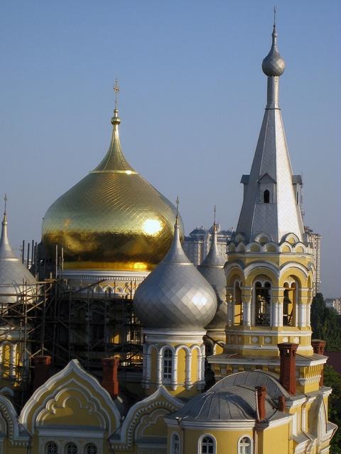 Odessa church, Odessa, Ukraine