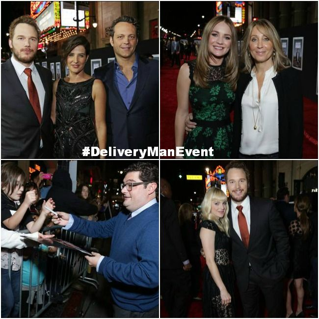Delivery Man Twitter Chat!  WIN Fandango Gift Cards, Movie Prizes! #DeliveryManEvent