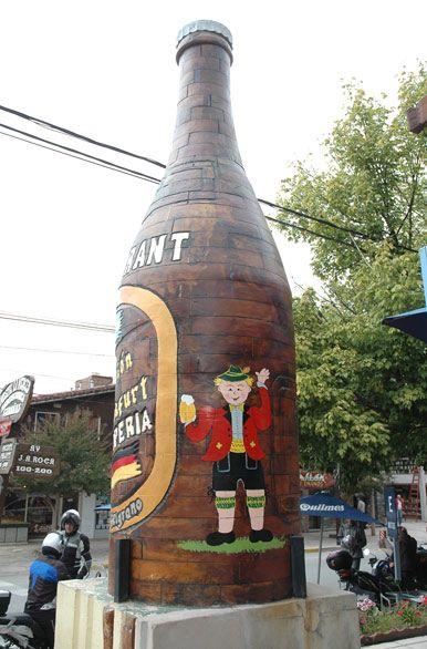 Fotos de Villa General Belgrano, Córdoba, Argentina / Protagonista de la fiesta de la cerveza - Un símbolo de la ciudad -