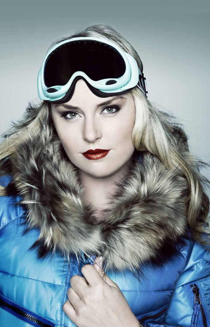 Lindsey Vonn, my woman crush. USA Ski Team - women