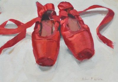 Helen WILSON  RGI - Red Shoes