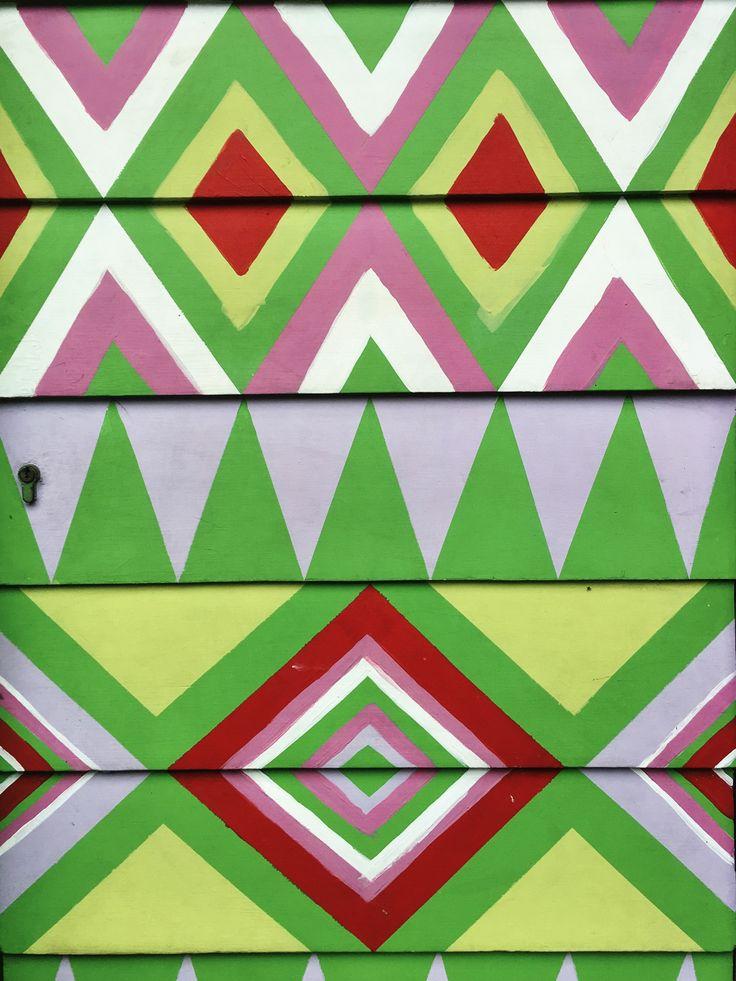 Bali Boat Shed Photo by Bali Interiors  www.bali-interiors.com @baliinteriors   #patterns #colour #color