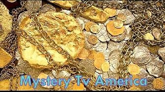 10 Biggest Hidden Treasure Stashes Ever Found - YouTube