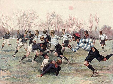 Stade Français - Racing Club del 1892