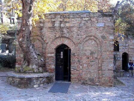 Casa de la Virgen María en Éfeso