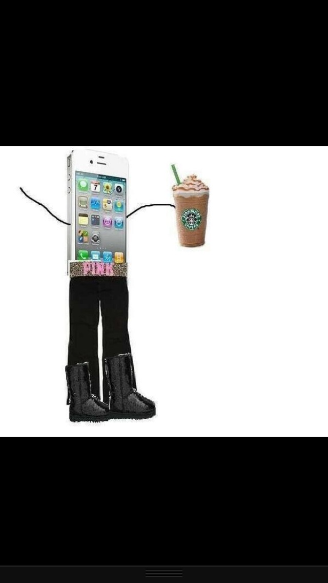 White girls favorite outfit my BFFl says this to me everyday in the cold lol