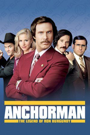 Watch Anchorman: The Legend of Ron Burgundy Full Movie Streaming HD