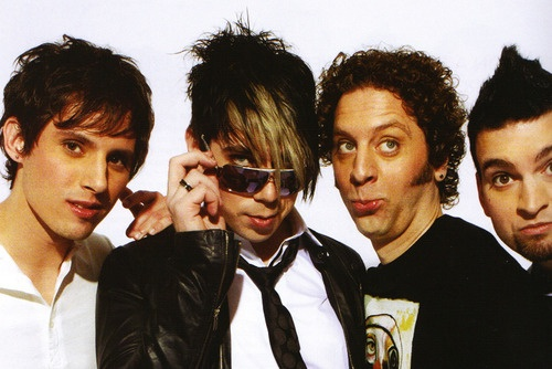 Marianas Trench. I think this was during the Faze magazine shoot.