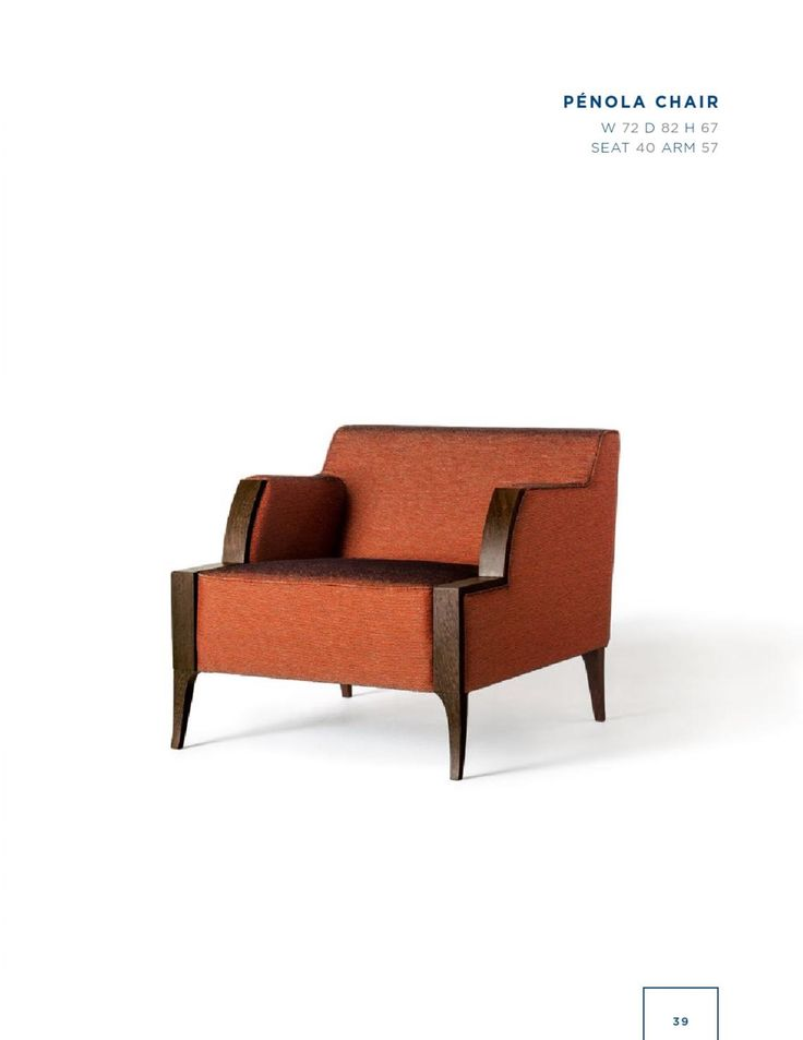 Rubelli Casa - Penola chair