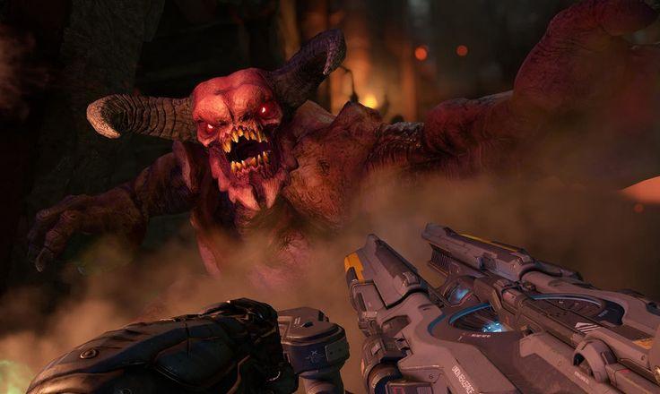Игрок с ником Zero Master прошел DOOM в режиме Ultra Nightmare за 5 часов