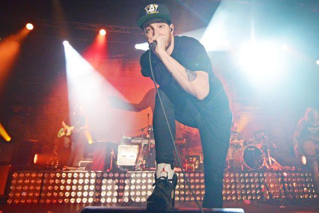 Islamfeindliche Gruppierung spielt bei ihren Veranstaltungen »Der Druck steigt« vom Bielefelder Rapper +++  Casper untersagt »Pegida« Nutzung seines Liedes