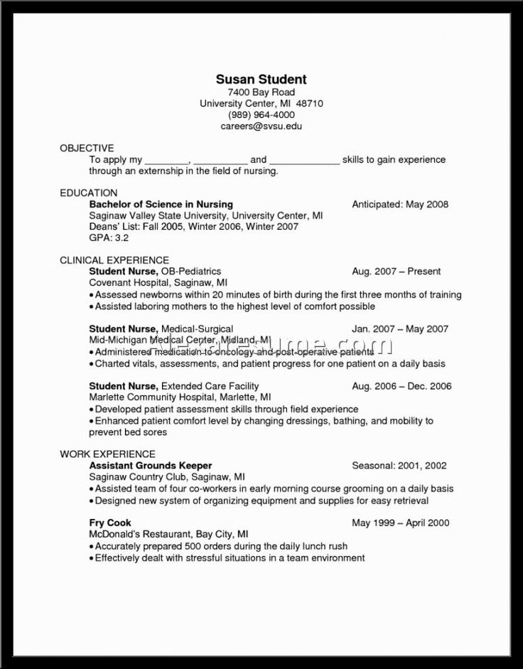cook resume examples 39 best resume example images on pinterest