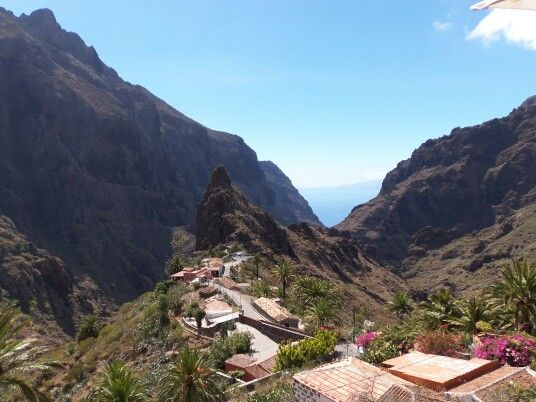 Masca tenerife ♡ place to visit must-see traveling