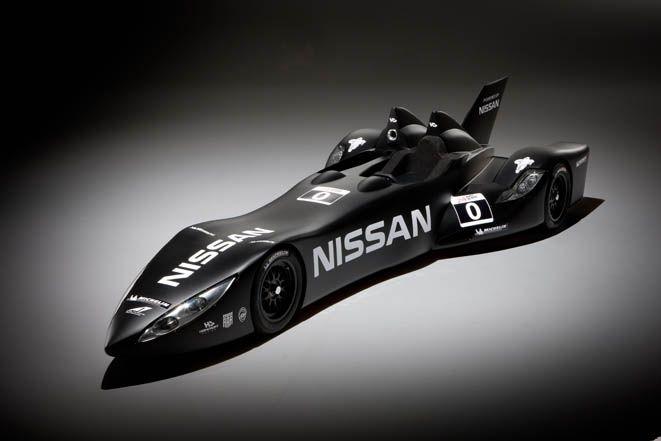 future of racing cars