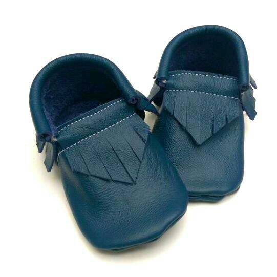 Ocean Blue Moccs - baby, toddler moccasins. Check out this item in my Etsy shop https://www.etsy.com/listing/253753710/ocean-blue-moccs-baby-toddler-moccasins