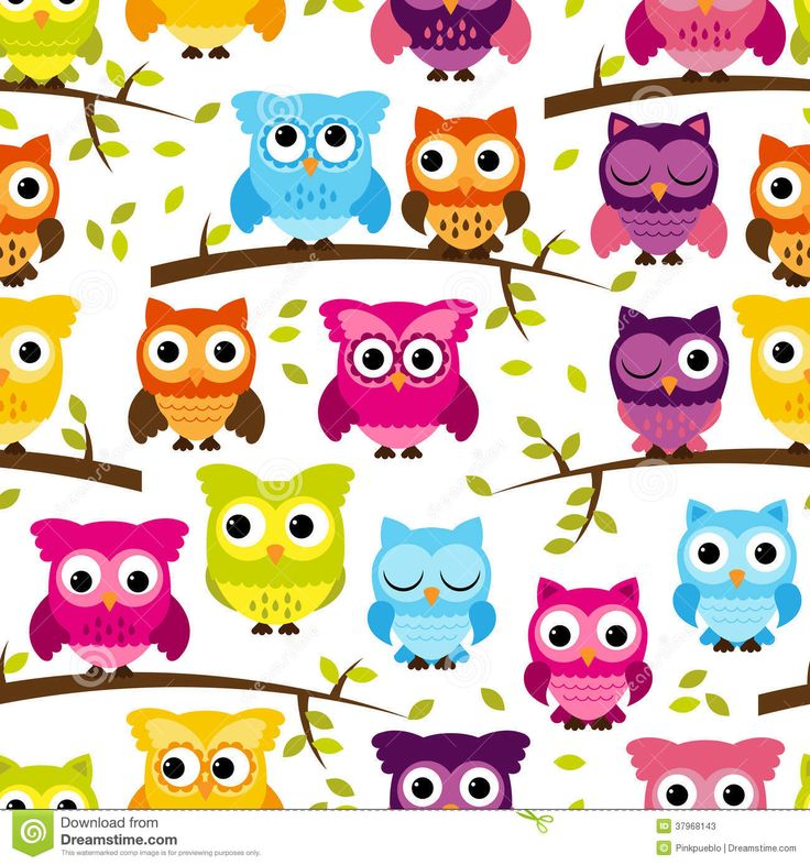 Owls And Birds Background Owls And Birds Background Image