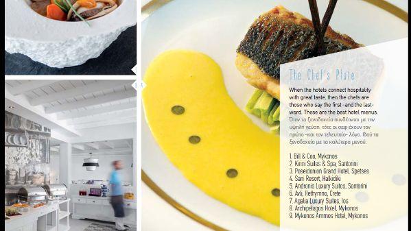 #besthotelmenus Thank you 2Board Magazine! #archipelagosrestaurant #greekgourmet #archipelagosMykonos #2boardmagazine