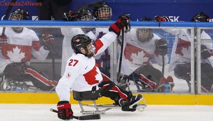 Canada crushes Italy as World Sledge Hockey Challenge begins
