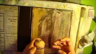 como hacer album de fotos artesanal - YouTube