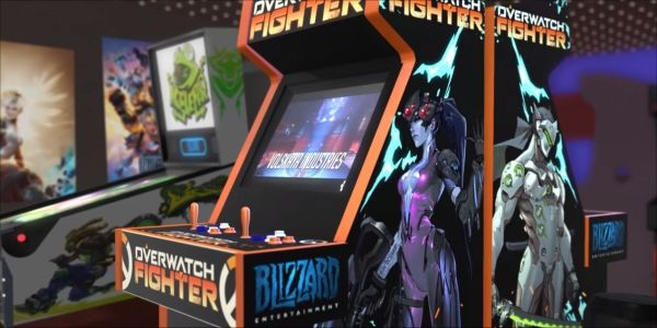Someone Made Overwatch Into A Classic Fighting Game And Its Awesome