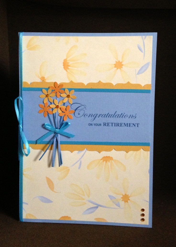 31 best images about Retirement Cards on Pinterest ...