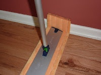 Ah, the Norwex mop.  Cleans floors with just water!  No more residue for kids and pets to walk through.  http://christiesteinbock.norwex.biz/