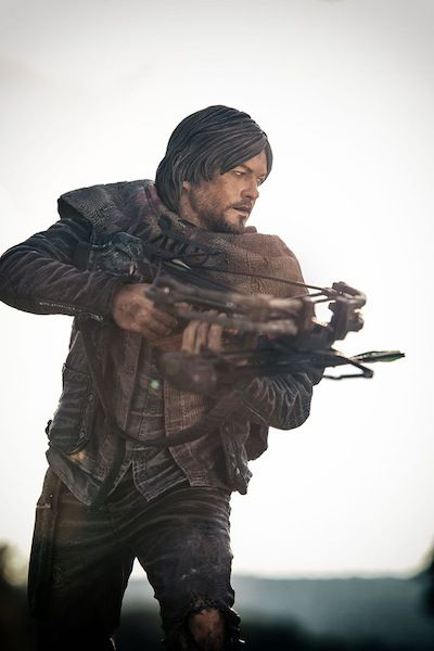 "10"" Daryl Dixon (The Walking Dead) Action Figure from McFarlane Toys. Releasing in November."
