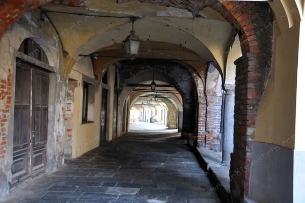 Portici di Biella Piazzo - Biella - Piemonte - Italia