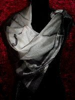 Man Ray scarf