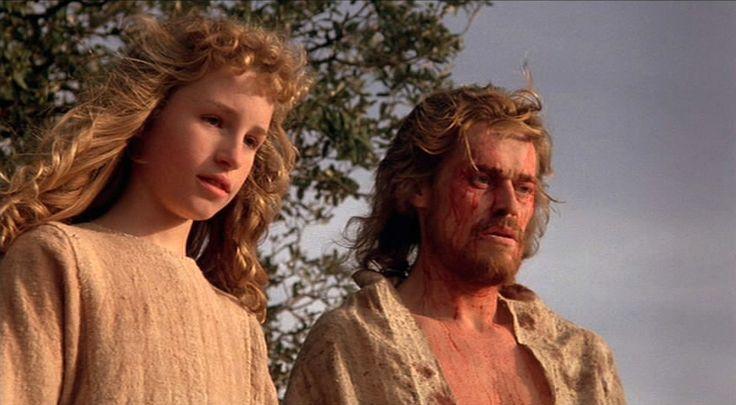 Image from the film The last temptation of Christ (Martin Scorsese, 1988) Imagen de la película La última tentación de Cristo (Martin Scorsese, 1988)