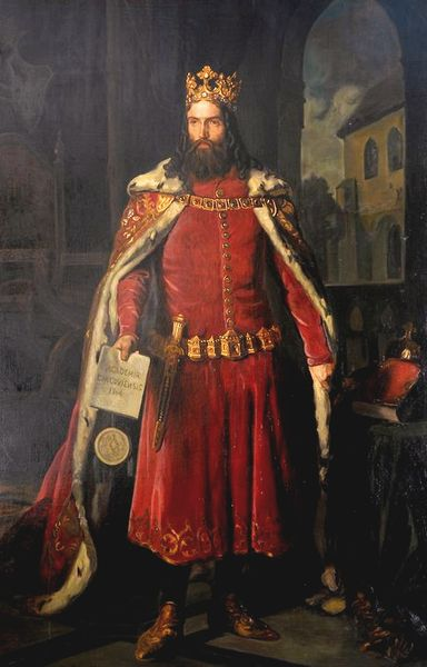 King Casimir the Great of Poland