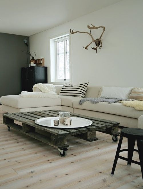 Some interesting coffee tables, with wheels, that go with the décor.....Many options available too