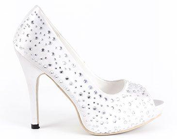Ihana blingbling - kenkä pienelle naiselle, koot 32-35