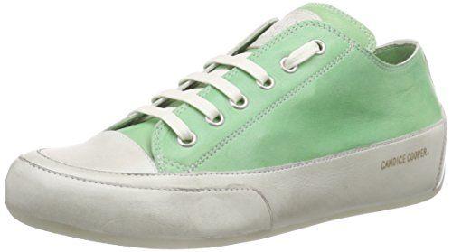 Candice Cooper rock.tamponato, Damen Sneakers, Grün (verde), 41 EU - http://uhr.haus/candice-cooper/41-eu-candice-cooper-rock-tamponato-damen-braun-40