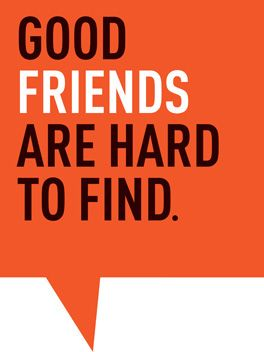 """""""RTF - Rare to Find"""". An occasionally greeting card for your best & closest friend. ;) 