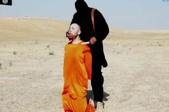 BREAKING: ISIS Beheads Second American Journalist Steven Sotloff  
