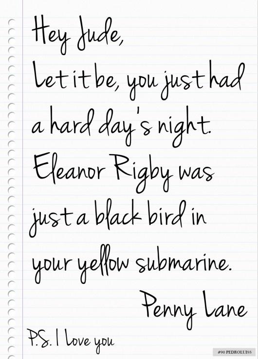 Best 20 Blackbird Beatles Ideas On Pinterest