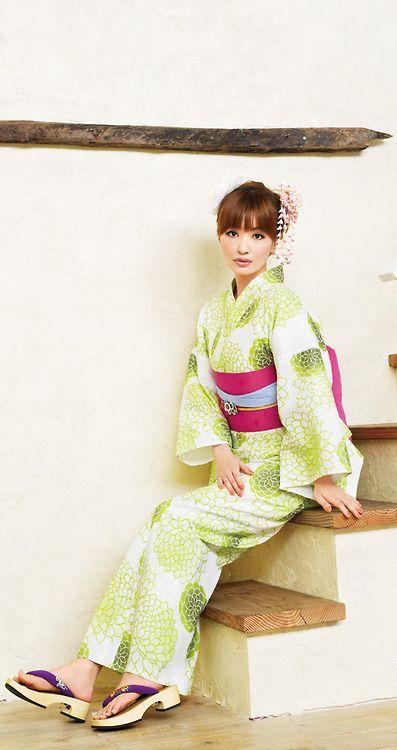 Japanese Yukata 浴衣屋さん.com | 平子理沙 エリュシオン