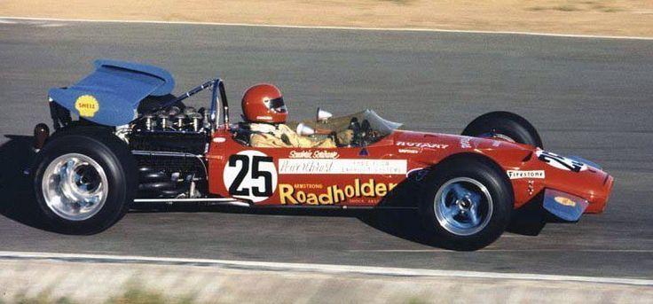 Lotus 49 Dave Charlton 1970