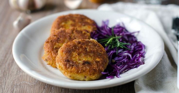 Crunchy on the outside and soft on the inside, these patties are healthy and can be stored in the freezer.