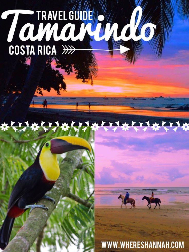 Ultimate Travel Guide to Tamarindo, Costa Rica!