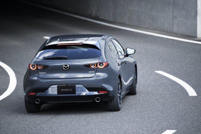 Pin De Automexico En Mazda 3 2020 Con Imagenes Mazda 3 Hatchback